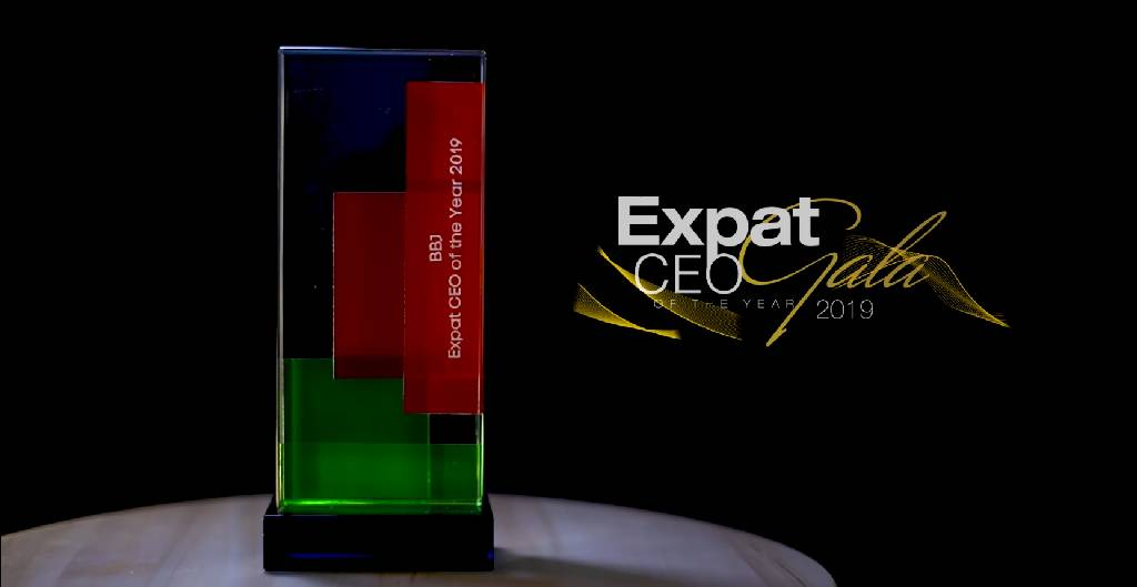Expat CEO of the Year